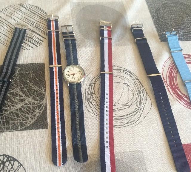 Timex Weekender with NATO straps from #cheapestnatostraps.com #timexweekender #timex #weekender #natostrap #natoband #klocksnack #watchuseek #instawatch #watchesofinstagram #watchaddict #wristporn