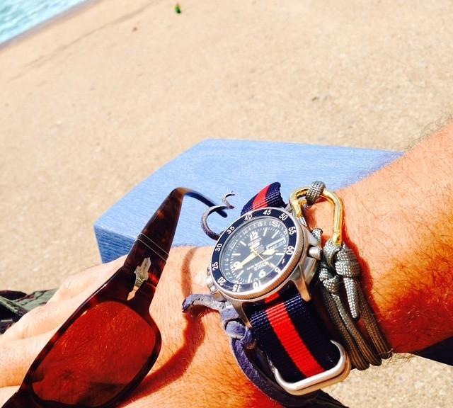 Seiko Diver on a Zulu strap from #cheapestnatostraps.com #seiko #seikoDiver #diverswatch #natostrap #natoband #klocksnack #watchuseek #instawatch #watchesofinstagram #watchaddict #wristporn #watchband #watchstrap